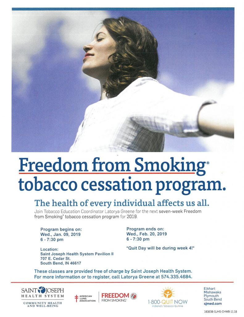 Freedom from Smoking tobacco cessation program
